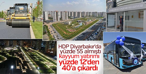 Diyarbakır'a 1,2 milyar lira yatırım yapıldı