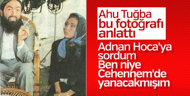 Ahu Tuğba ile Adnan Oktar'ın hikayesi