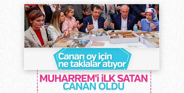 Canan Kaftancıoğlu Kılıçdaroğlu'ndan yana cephe aldı