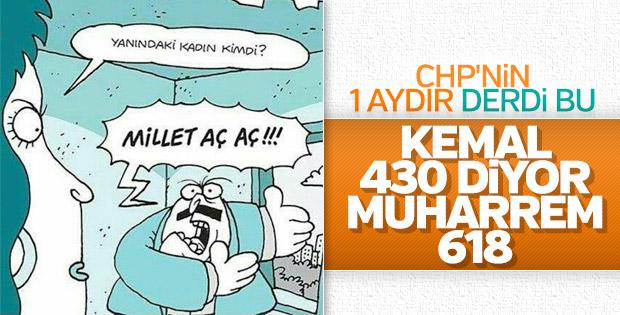 CHP'de imza savaşı sürüyor