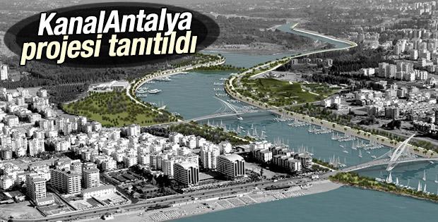 KanalAntalya projesi tanıtıldı