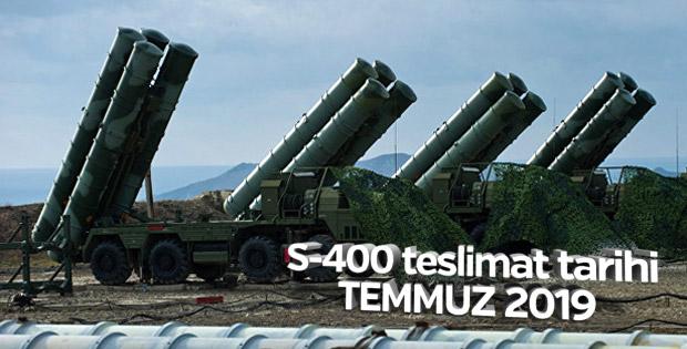 Türkiye-Rusya S-400 için tarihi kararlaştırdı