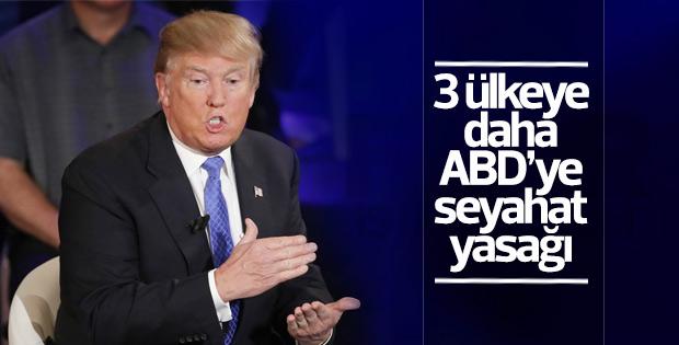 Trump seyahat yasağının kapsamını genişletti