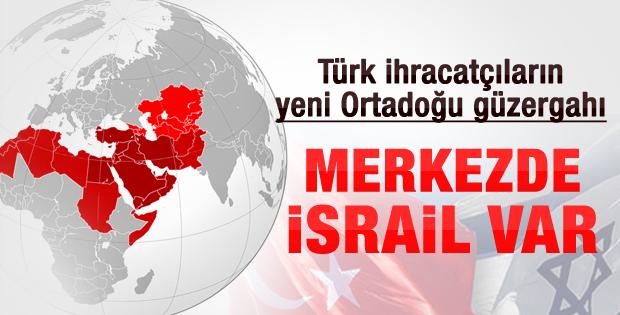 Suriye'den geçemeyen Türk nakliyecinin yeni yolu: İsrail