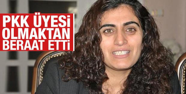 Mahkemeden Sebahat Tuncel hakkında beraat kararı
