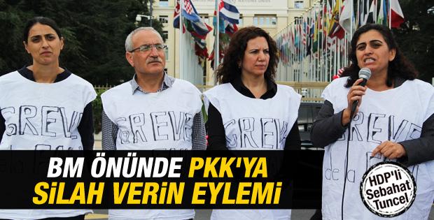 HDP'li 3 milletvekili Cenevre'de açlık grevi yapacak