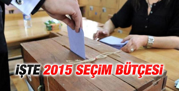 Mehmet Şimşek 2015 seçim bütçesini açıkladı