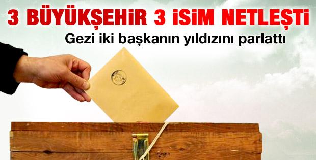 Ömer Şahin yazdı: Gezi iki AK Partili başkanı parlattı
