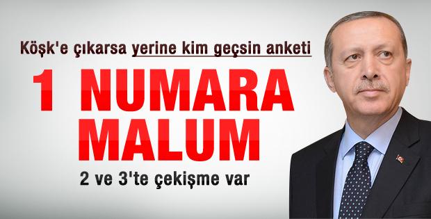 Seçmen Ak Parti'nin başında Gül'ü görmek istiyor