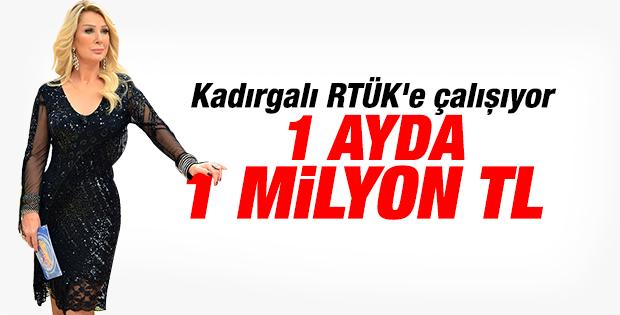 Seda Sayan RTÜK'ten ikinci cezayı aldı