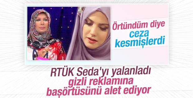 RTÜK'ten Seda Sayan açıklaması