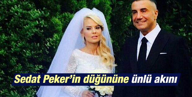 Sedat Peker düğün yaptı