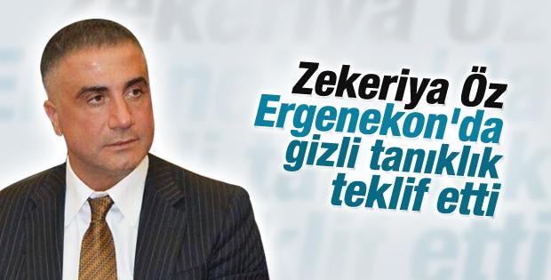 Sedat Peker Zekeriya Öz'ün sorgudaki teklifini açıkladı