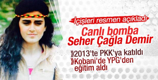 İçişleri Bakanlığı Ankara saldırganını açıkladı