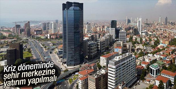 Emlak yatırımcısının yeni hedefi şehir merkezi