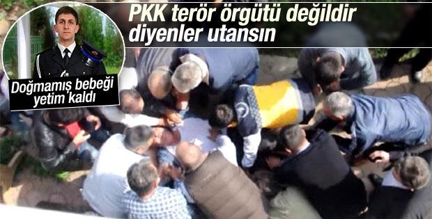 Şehit polisin babası isyan etti