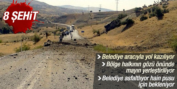 PKK'nın Siirt'te düzenlediği saldırıda soru işaretleri