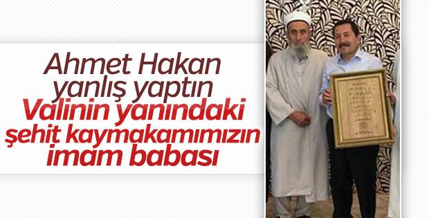 Sakarya Valisi Balkanlıoğlu'ndan 'cemaat' açıklaması