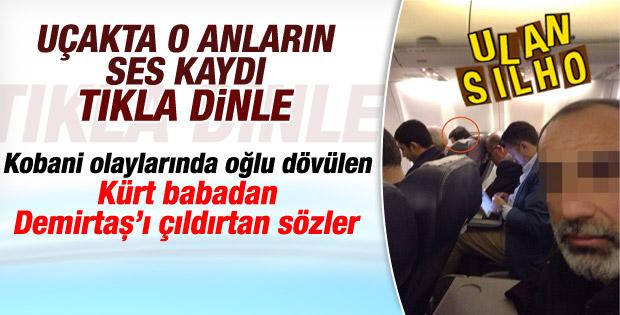 Demirtaş'a tepki gösteren Abdulvahap Kaplan konuştu