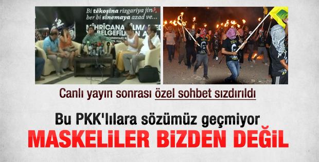 Selahattin Demirtaş'tan canlı yayın kazası - izle