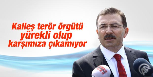 Selami Altınok PKK saldırılarını değerlendirdi