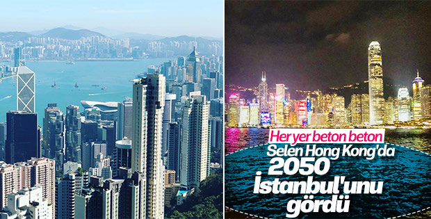 Dev gökdelenlerin memleketi: Hong Kong'da 5 gün ne yaptım