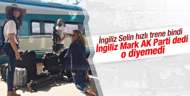 Selin Girit AK Parti'nin icraatını görmezden geldi