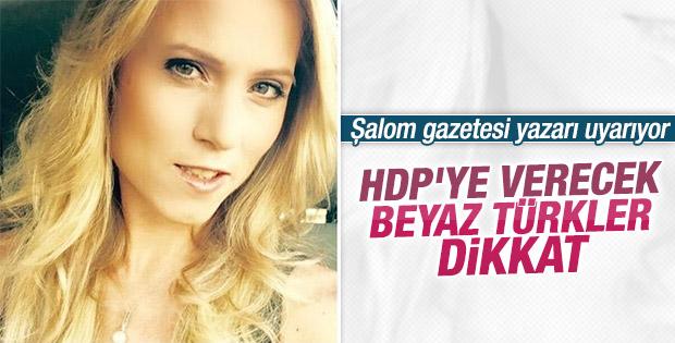 Selin Nasi'den seçimler için 1 Kasım uyarısı