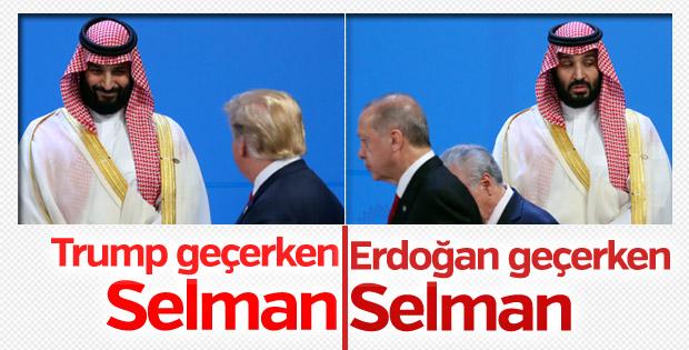 Prens Selman'ın suçluluk psikolojisi bakışlarına yansıdı