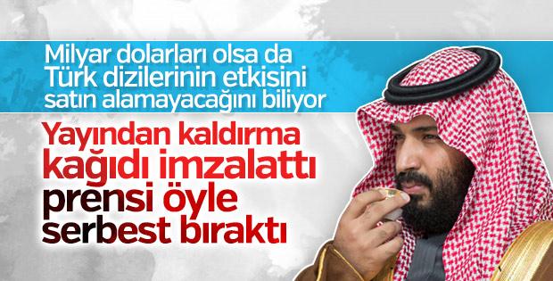 Kaldırılan Türk dizilerinin altından Selman çıktı