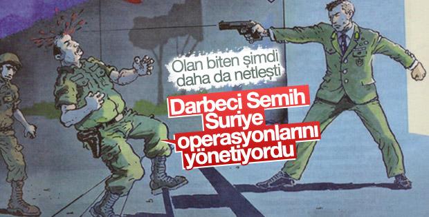 Darbeci Semih Terzi'nin Suriye görevi