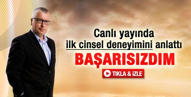 Serdar Turgut'un ilk cinsel deneyimi - Video