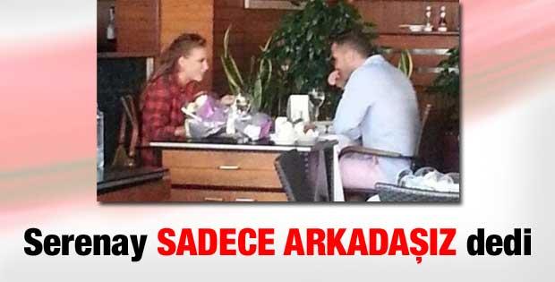 Serenay Sarıkaya'dan Yaman Taciroğlu açıklaması