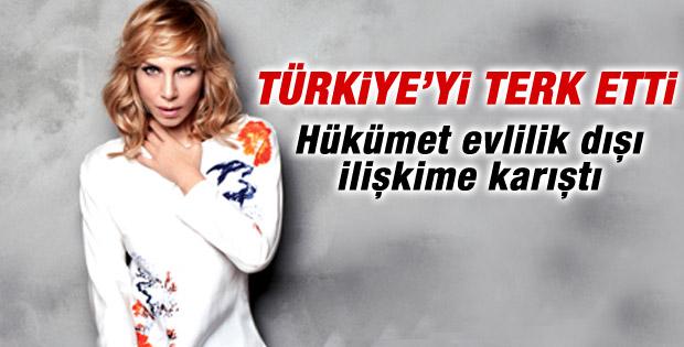 Sertab Erener Türkiye'yi neden terk etti