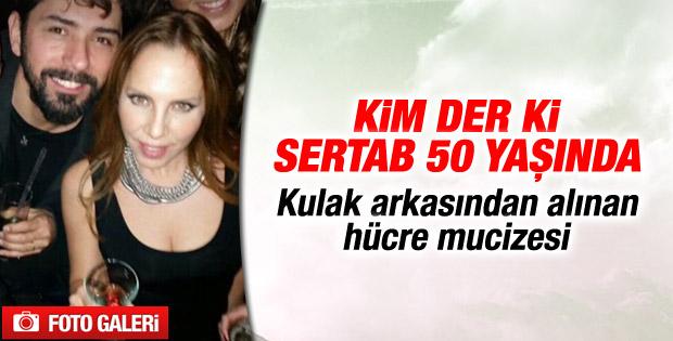 Sertab Erener 50 yaşında