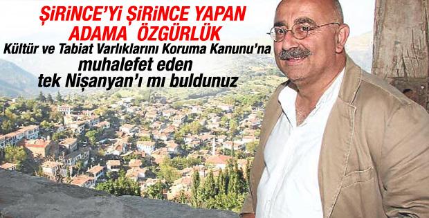 Sevan Nişanyan'ın cezası uzatıldı