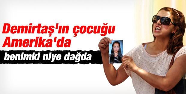 Sevim Uçakay'dan Demirtaş'a: Bana kardeşimi getir