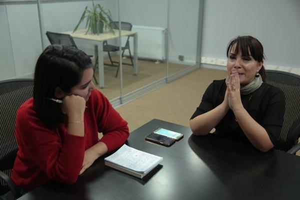 Sevinç Erbulak, Artıkaranmayanlar Gezegeni röportajı