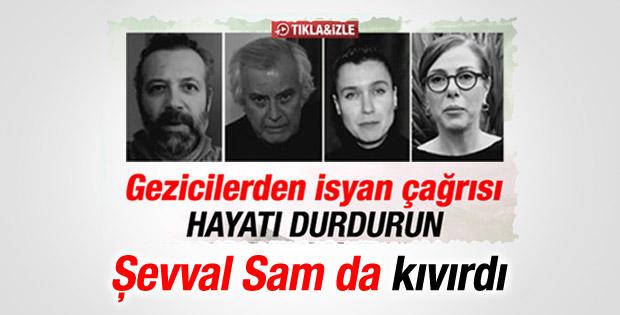 Şevval Sam Hayatı Durdurun videosu hakkında ifade verdi
