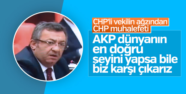 CHP'li Engin Altay'ın itiraf niteliği taşıyan sözleri