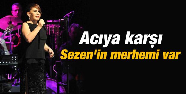 Sezen Aksu'dan Gazze mesajı