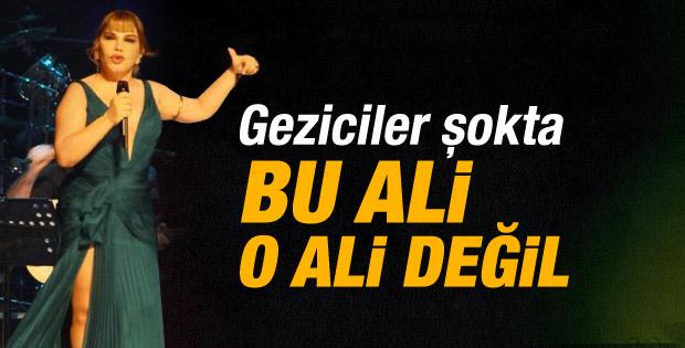 Sezen Aksu'dan Ali İsmail açıklaması