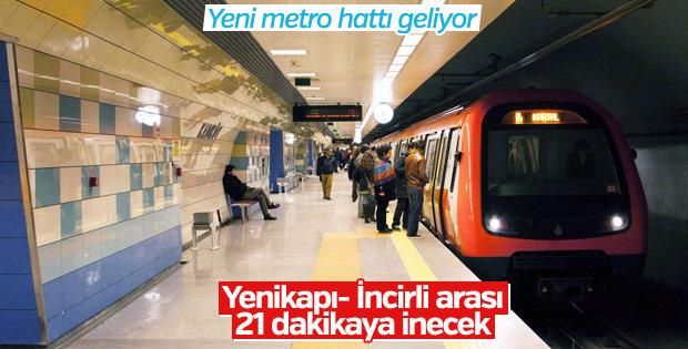 Yenikapı-Sefaköy Metro Hattı 2020'de açılacak