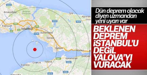 'Deprem olacak' diyen uzman yeni bir uyarı daha yaptı