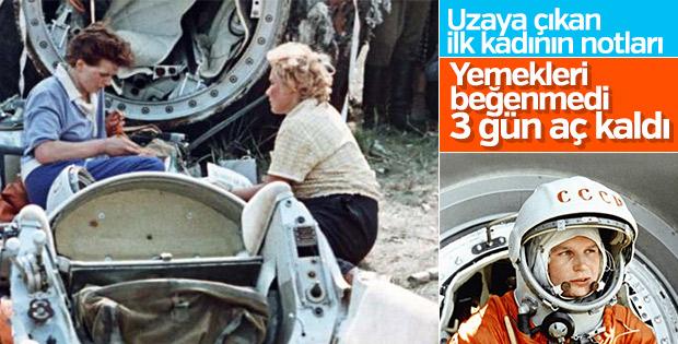 Uzaya çıkan ilk kadın: Valentina Tereşkova
