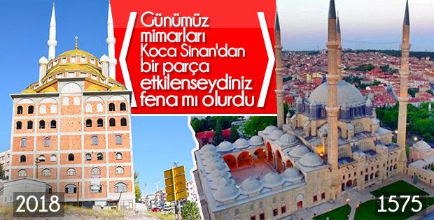 Mimar Sinan eserlerinin bilinmeyen yönleri