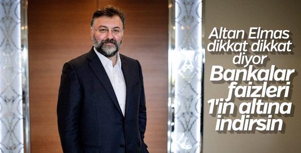 Altan Elmas: Konut kampanyası hedefine ulaştı