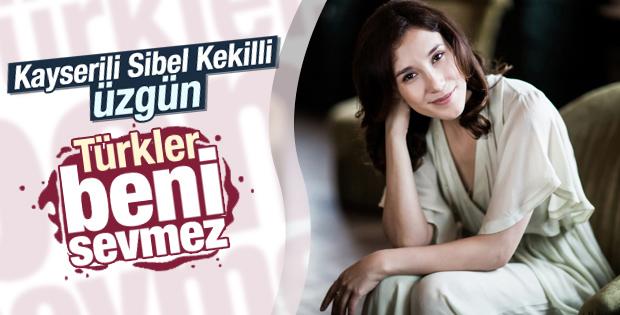 Sibel Kekilli: Türkler beni sevmez