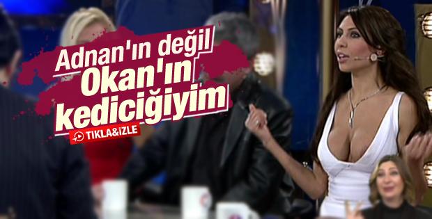 Sibel Meriç: Okan Bayülgen'in kediciğiyim