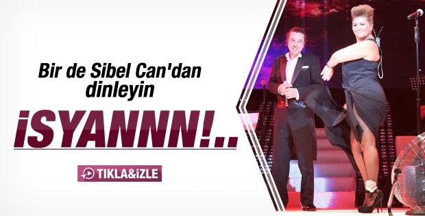 Sibel Can ile Halil Sezai düet yaptı İZLE